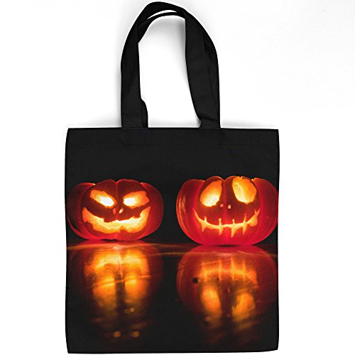 Westlake Art - Jack O - Tote Bag - Fashionable Picture Photography Shopping Travel Gym Work School - 16x16 Inch (298FA) ()