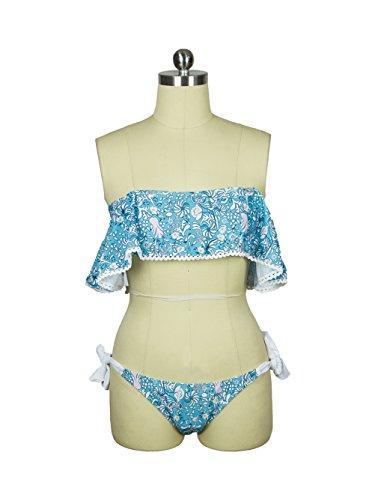 Blooming Jelly Damen Bikini-Set X-Large