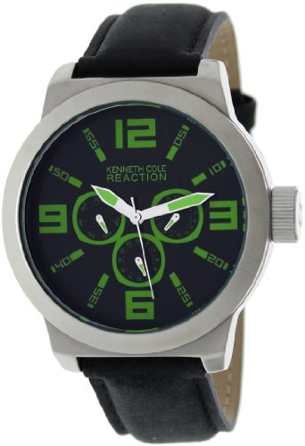 Kenneth Cole Reaction Black Dial Men's Watch #RK1266