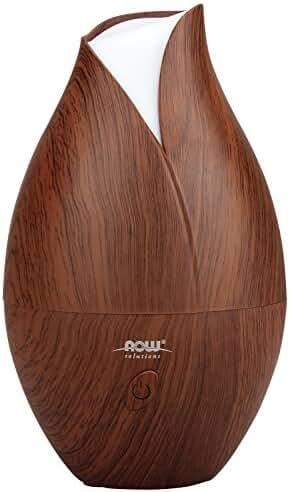 Now Foods Ultrasonic Wood Grain Oil Diffuser