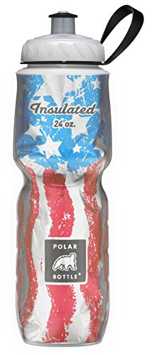 Polar Bottle Insulated Water Bottle (24-Ounce) (Star Spangled)