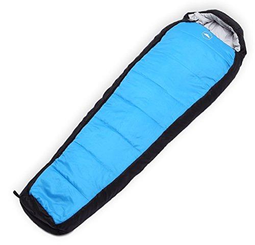 0 Degree High Compression Mummy Sleeping Bag - 8