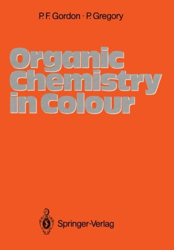 Organic Chemistry in Colour (Springer Study Edition)