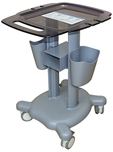 Cart Trolley for Portable Ultrasound Machines & Probe Hol...