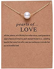 Best Friend Necklaces BFF Friendship Necklace Angel Butterfly Good Luck Elephant Pendant Long Chain Necklace with Message Card Birthday Christmas Gifts for Women Girls