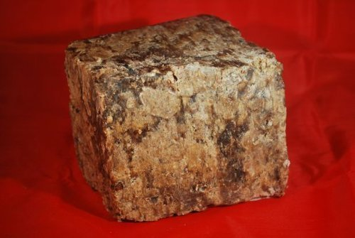 African Black Soap From Ghana 2lbs