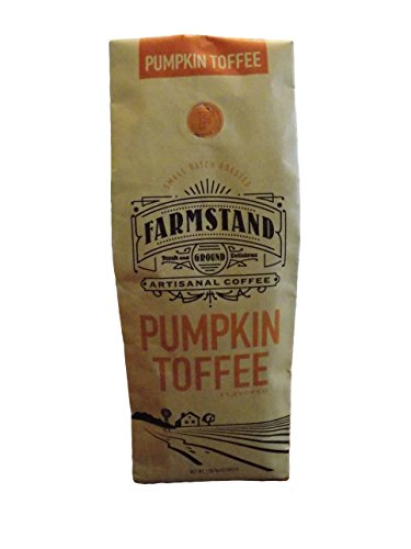 Farmstand Artisanal Coffee Pumpkin Toffee (16oz)