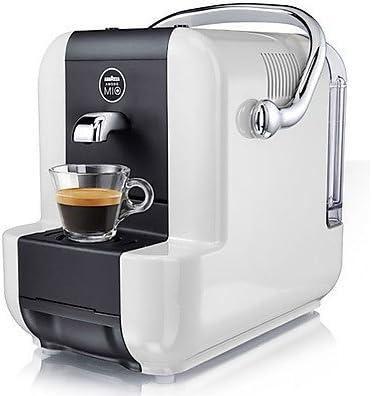 Lavazza SIMPLAWHITE Independiente Máquina de café en cápsulas 0.9L ...
