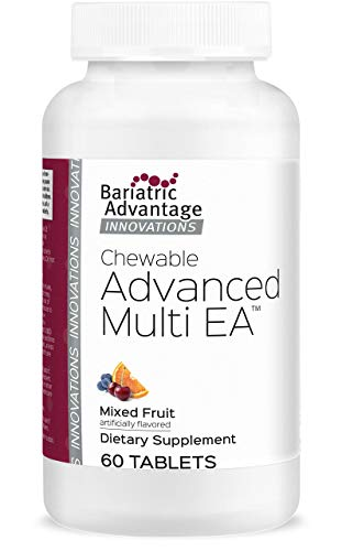 Bariatric Advantage Advanced Multi EA Chewable Multivitamin 60 ct from Bariatric Advantage