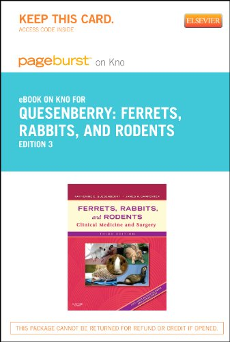 ferrets-rabbits-and-rodents-elsevier-ebook-on-intel-education-study-retail-access-card-clinical-medi