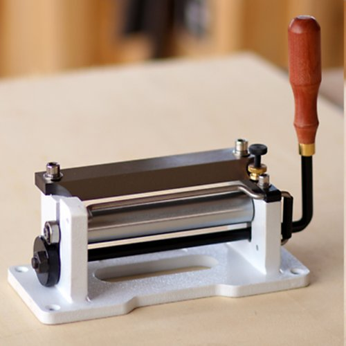 Manual Leather Splitter Skiver Paring Peeling Machine Shovel Skin Machine 800p