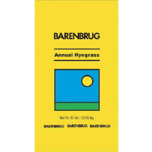 BARENBRUG USA 491087 50 lb Ann Ryegrass Seed