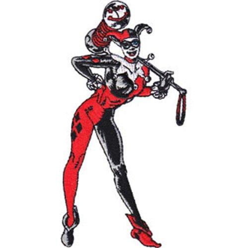 Application DC Comics Originals Harley Quinn Stand Patch ()