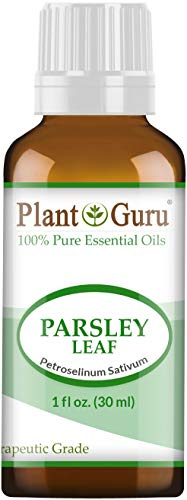 (Parsley Leaf Essential Oil 1 oz / 30 ml 100% Pure Undiluted Therapeutic Grade.)