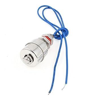 ZS4510 45 mm de nivel de líquido de agua Sensor de montaje Vertical del interruptor flotante