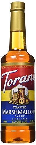 - Torani Toasted Marshmallow Syrup, 25.4 Ounce