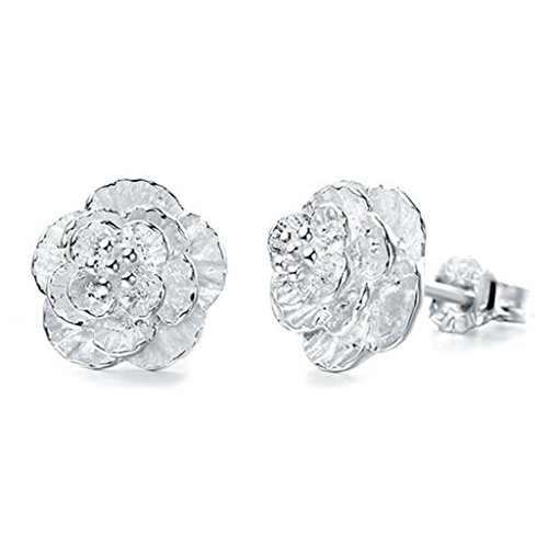 Jiayiqi Jewelry Pretty Flower Earrings product image