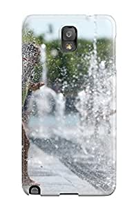 Elliot D. Stewart's Shop New Style New Style Tpu Note 3 Protective Case Cover/ Galaxy Case - Splash Au Parc Jean Drapeau