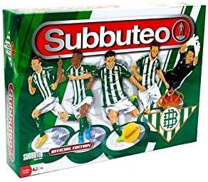 Subbuteo Playset Real Betis Balompié (Producto Oficial): Amazon.es ...