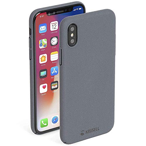 Krusell Iphone Case - Krusell Sandby Cover for Apple iPhone Xr - Stone