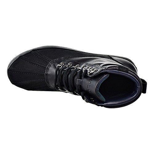 Polo Ralph Lauren Manar Regnald Mode Boot Svart