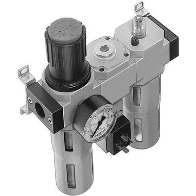 Festo 185803 Service Unit Combination, Model FRC-1/8-D-MINI-KB