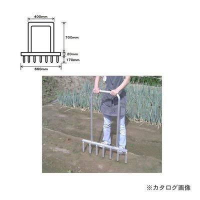 ミツル アルミ製定植用下穴開け器 φ25 B07N8S77BH
