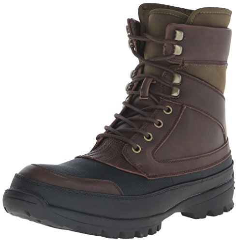 Kenneth Cole Unoterte Menns Hel Nasjon Kamp Boot Brown