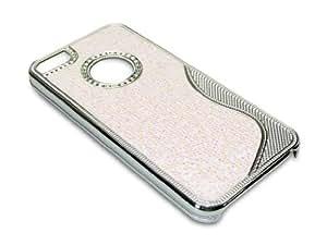 Sandberg Bling Cover iPh5 glitter Pink - fundas para teléfonos móviles (90 mm, 25 mm, 166 mm, 200 g)
