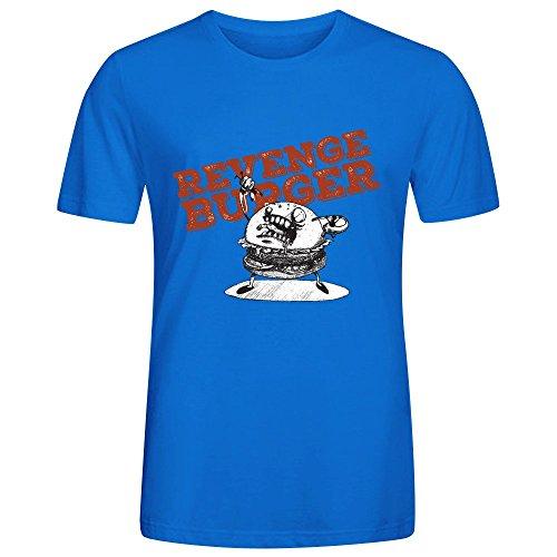 Revenge Burger Men T-Shirt (Heineken 007)