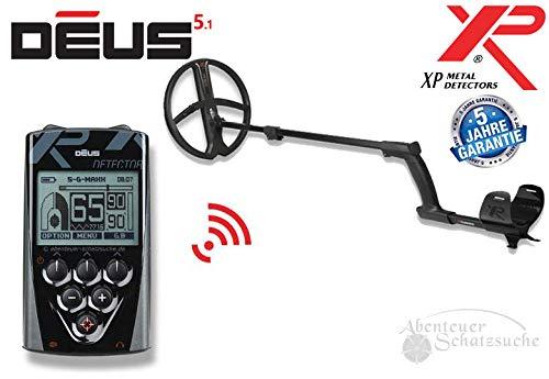 XP DEUS 28 RC XP-Detectors