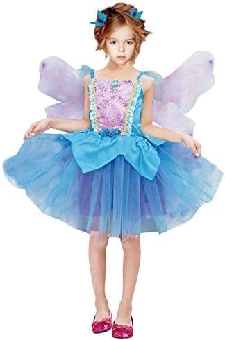 Disfraz Hada Azul niña infantil para Carnaval (4-6 años): Amazon ...