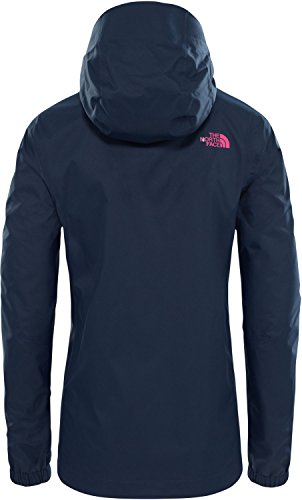 Quest Giacca T0a8ba Blu Donna North Face The x7HUzW