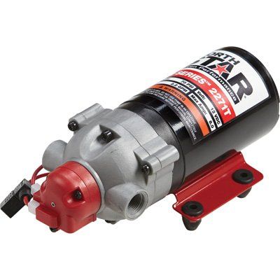 NorthStar NSQ Series 12V On-Demand Sprayer Diaphragm Pump - 2.2 GPM @ 70 PSI