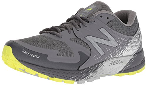 New Balance Men's SKOM-Summit King of Mountain V1 Trail Running Shoe, Grey, 12 2E US ()