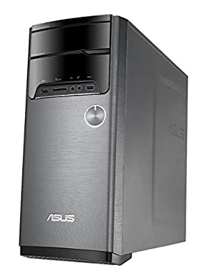 ASUS M32CD Desktop (Core i5, 8GB DDR3, 1TB, Windows 10) with Keyboard and Mouse