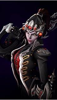 Amazon Com Xxw Artwork Overwatch Widowmaker Poster Character