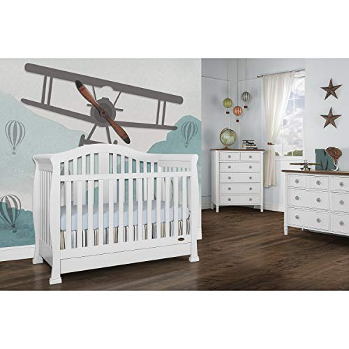 Dream On Me Addison 5-in-1 Convertible ()