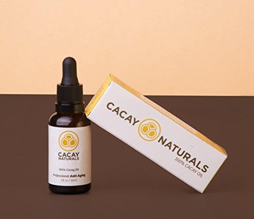 Cacay Naturals aceite para la Cara - EL MEJOR Anti-Edad y Anti-Arrugas Para Tu Piel. Contiene 100% Aceite Puro de Cacay. Disfruta de una Piel Joven y mas ...