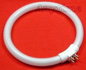 Amazon Com Circular Fluorescent Tube Bulb 12w T4 For Desk