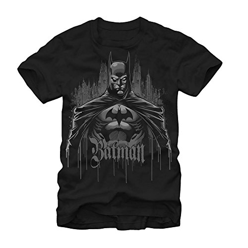 Batman+Shirts Products : DC Comics Men's Batman Seek and Destroy T-Shirt