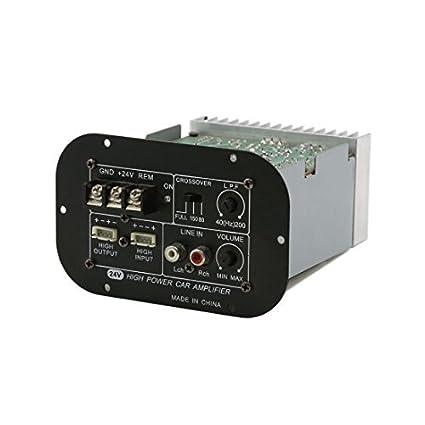 CAE eDealMax 6-10 pulgadas de Audio del altavoz estéreo de alta potencia del amplificador
