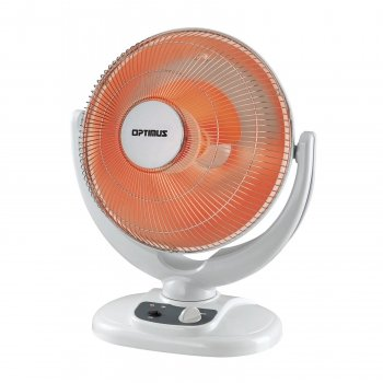 - Optimus Radiant Parabolic Dish Electric Space Heater by Optimus