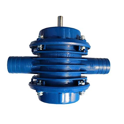 LUBAN Self-Priming Hand Drill Water Pump Household Mini Micro Auto-Absorption Electric Drill Water Pump Centrifugal Pump
