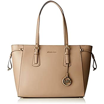 38cbb5b21d8c7 Women s Accessories Michael Kors Voyager Truffle Beige Tote Bag Spring  Summer 2018
