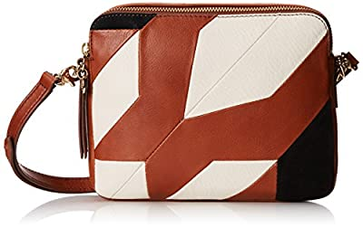 Fossil Sydney Patchwork Cross-Body Bag