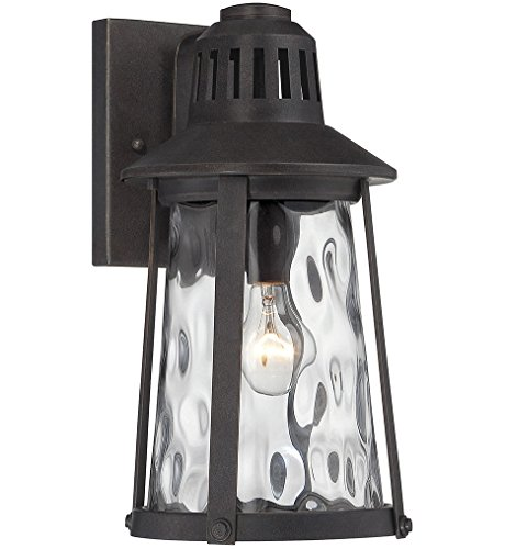 Savoy House 5-5040-1-40 Stockton Wall Lantern StocktonCollection ()