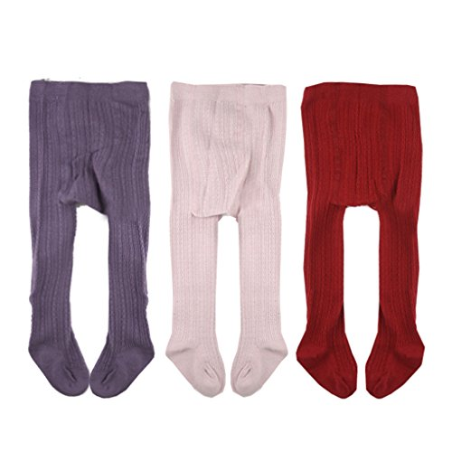 Pink Knit Legging - 2