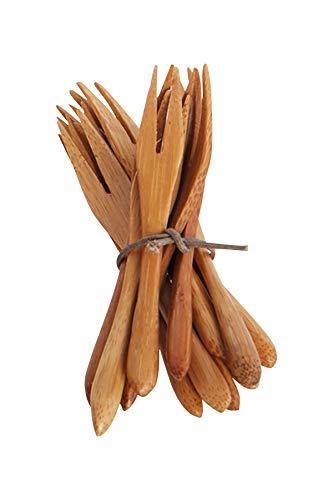 House Doctor Ps0102 Gabel Bambus 12 Stück