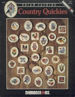 bear country cross stitch - 7